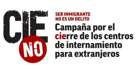 Campaña por el cierre de los centros de internamiento para extranjeros